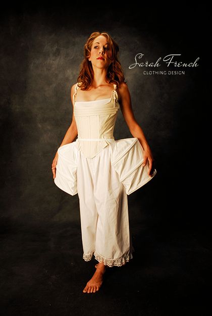 Late 18th Century Undergarments Historical 1700s Sarah