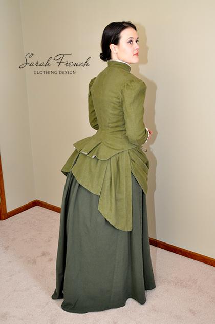 Victorian Walking Suit
