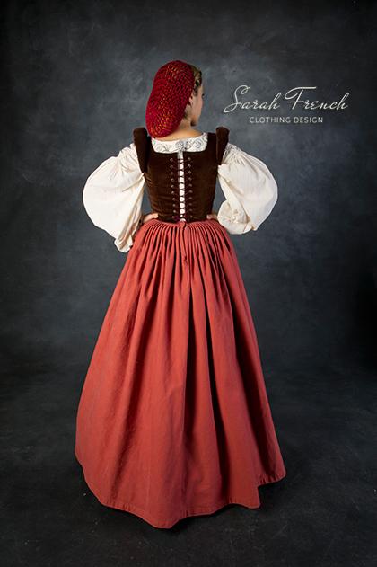 Women S Striped Dress