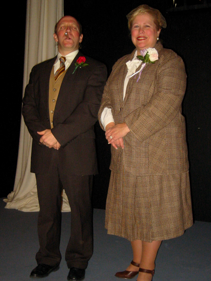 marriage of bette and boo The marriage of bette & boo, the first performance of the academic year by northeastern's theatre department, tells the story of a son witnessing the collapse of his parents' relationship just not in the way the audience might anticipate.